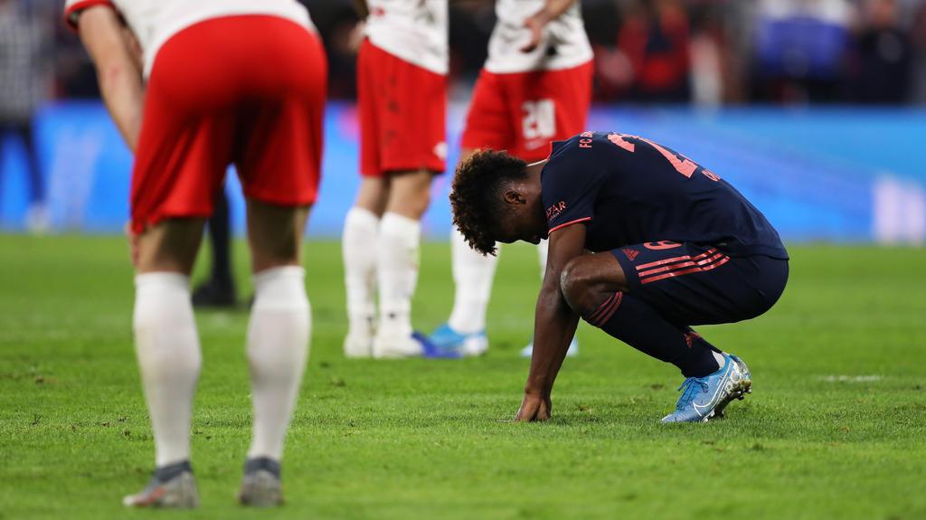 Mehr als ein Punkt war für den FC Bayern bei RB Leipzig nicht zu holen