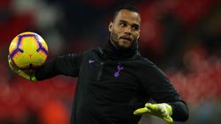 Michel Vorm kehrt bis zum Saisonende zu Tottenham zurück