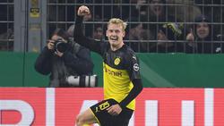 Julian Brandt avancierte gegen Gladbach zum BVB-Matchwinner