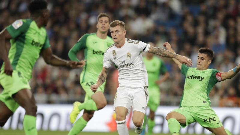Real Madrid feiert Kantersieg in La Liga
