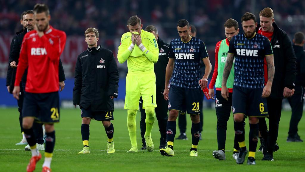 Der 1. FC Köln steht vor wegweisenden Wochen