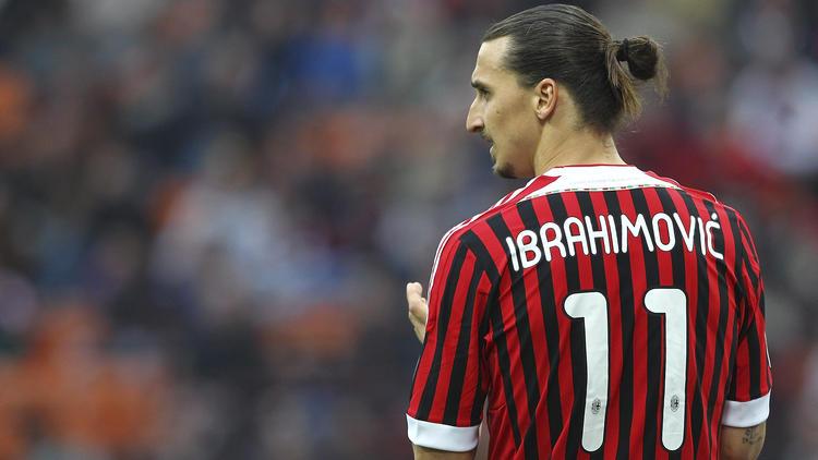 Ibrahimović zu Adidas? Zlatan Ibrahimović spielt in