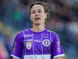 Alex Timossi Andersson bleibt Klagenfurt ein weiteres Jahr erhalten