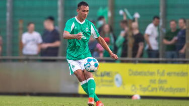 Fabio Chiarodia debütierte mit 16 Jahren für Werder Bremen