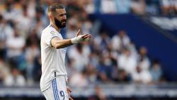 Bewährungsstrafe für Karim Benzema von Real Madrid?