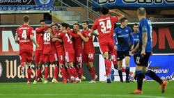 Wichtiger Sieg für den HSV beim SC Paderborn