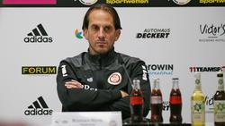 Rüdiger Rehm ist nicht mehr Trainer von Wehen Wiesbaden