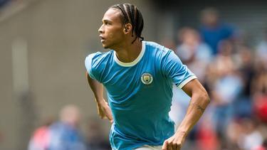 Leroy Sané könnte zum FC Bayern München wechseln
