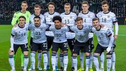 Das DFB-Team gehörte wie gewohnt zum Kreis der Favoriten