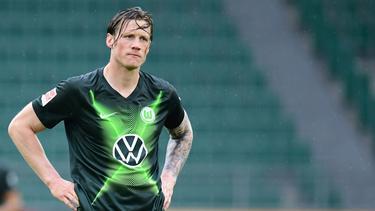 Weghorst schoss 16 Saisontore für den VfL Wolfsburg