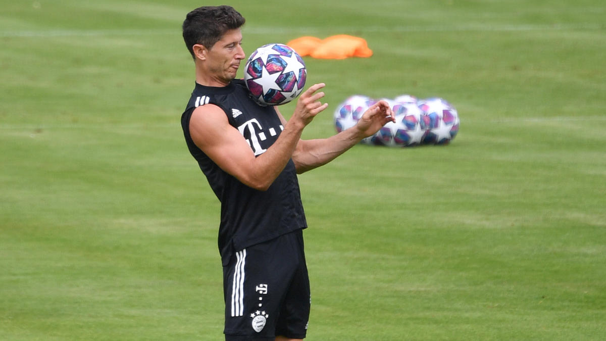 FC Bayern | Weltfußballer statt Top-Torjäger? Lewandowski hofft weiter