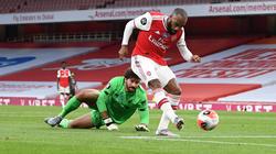 Der FC Arsenal hat gegen den FC Liverpool einen Rückstand gedreht