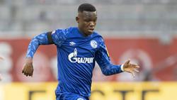 Will in 2020/2021 mit dem FC Schalke durchstarten: Rabbi Matondo