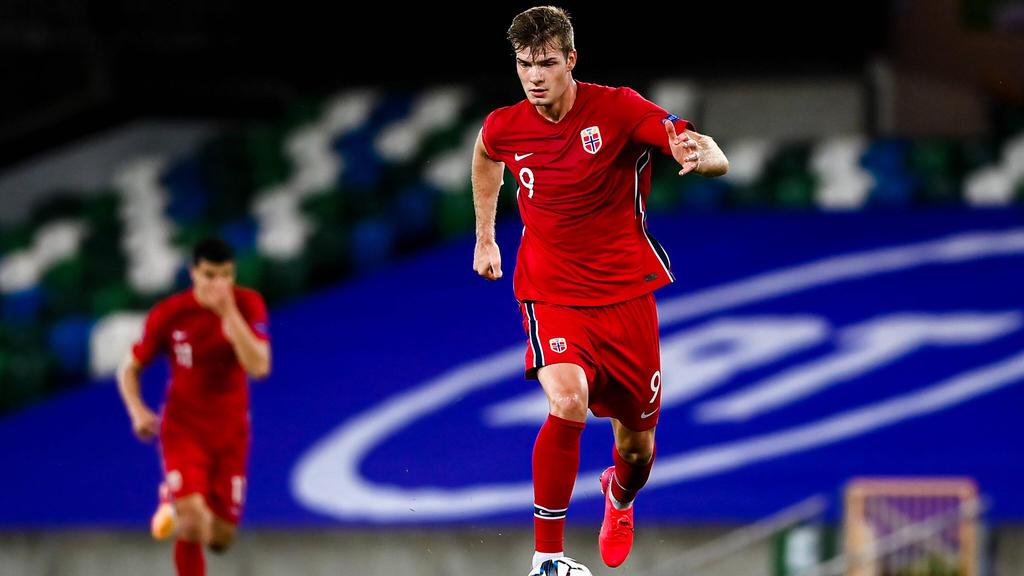 Alexander Sörloth soll RB Leipzig verstärken