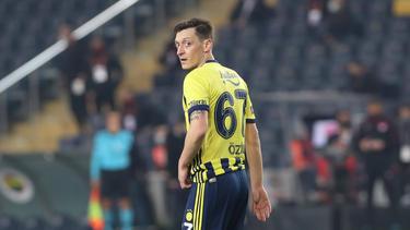 Mesut Özil will mit Fenerbahce Erfolge feiern