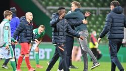 Julian Nagelsmann ist vom Pokalsieg gegen den BVB überzeugt