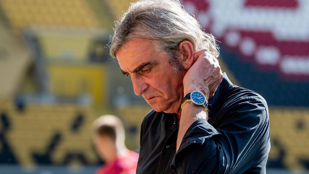 Ralf Minge ist neuer Sportdirektor des Halleschen FC