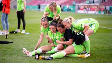 Die VfL-Frauen hoffen noch immer auf das Double