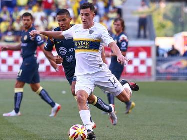 Nicolás Capaldo steht künftig für Salzburg auf dem Spielfeld