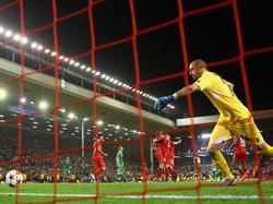 Liverpool im Glück