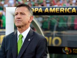 Osorio kann mit seiner Mannschaft zufrieden sein