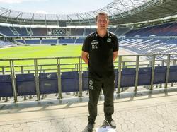 Daniel Stendel soll die Niedersachsen zurück in die 1. Bundesliga führen