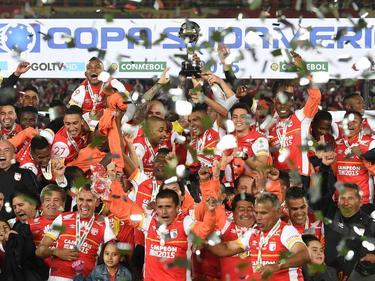 Independiente de Santa Fe se pone en la senda de un nuevo título. (Foto: Imago)
