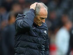 Francesco Guidolin ist nicht mehr Trainer in Swansea