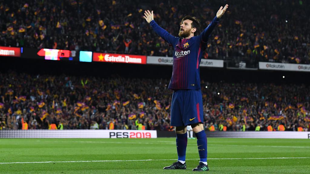Lionel Messi ist Dauergast bei der Weltfußballerwahl