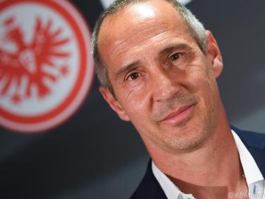 """Adi Hütter über Eintracht-Engagement: """"Ich bin einfach nur glücklich"""""""