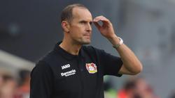 Heiko Herrlich steht bereits nach drei Spieltagen unter Druck