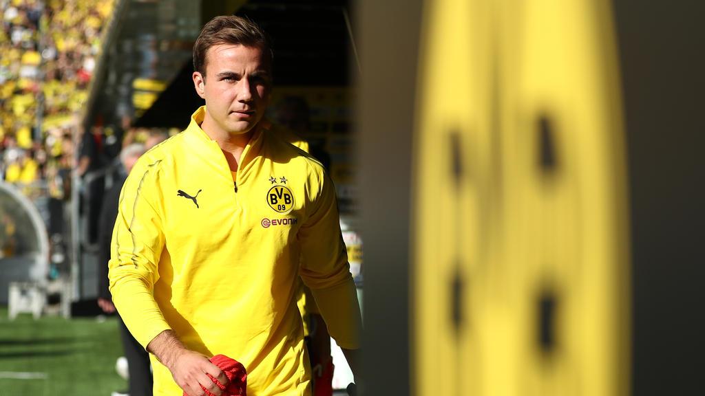 Dortmunds Mario Götze muss weiterhin auf eine Nominierung warten