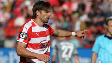 Die zwei Treffer von Ronny König reichten dem FSV Zwickau nicht