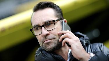 Michael Preetz sucht einen neuen Investor für Hertha BSC