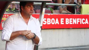 Rui Vitória ist nicht mehr länger bei SL Benfica aktiv
