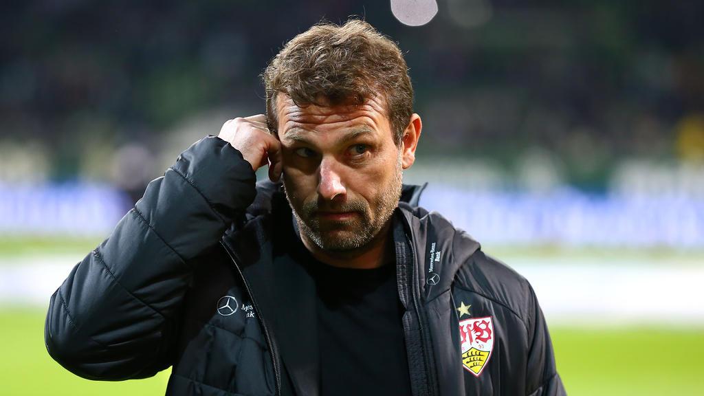 Augsburg-Fluch des VfB Stuttgart trifft auch Markus Weinzierl