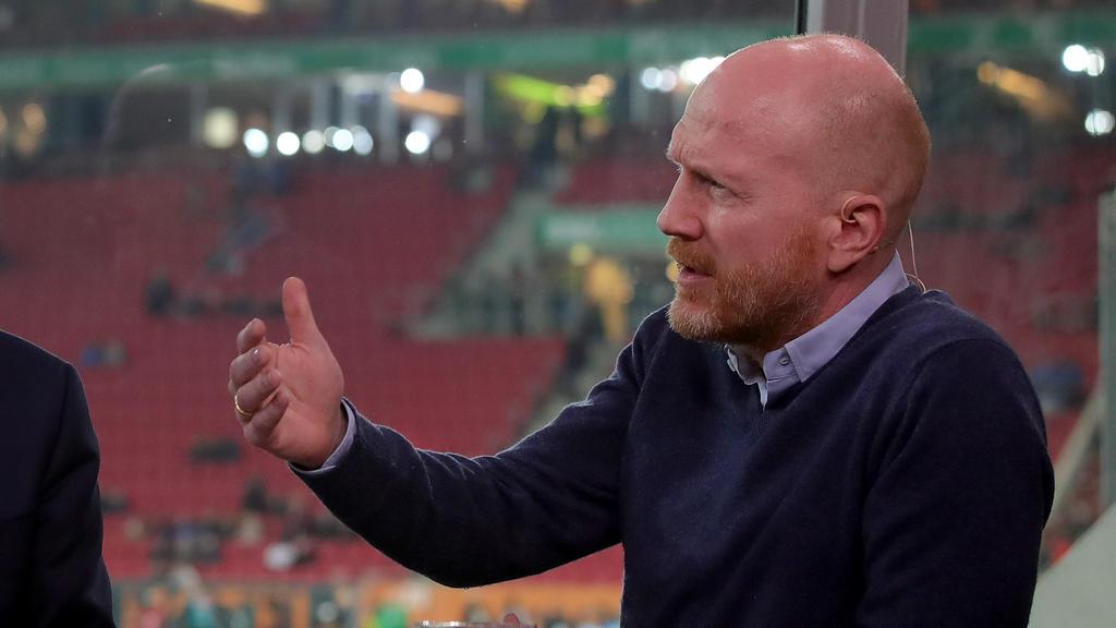 Für Matthias Sammer ist der deutsche Fußball nur noch