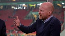 """Für Matthias Sammer ist der deutsche Fußball nur noch """"Durchschnitt"""""""