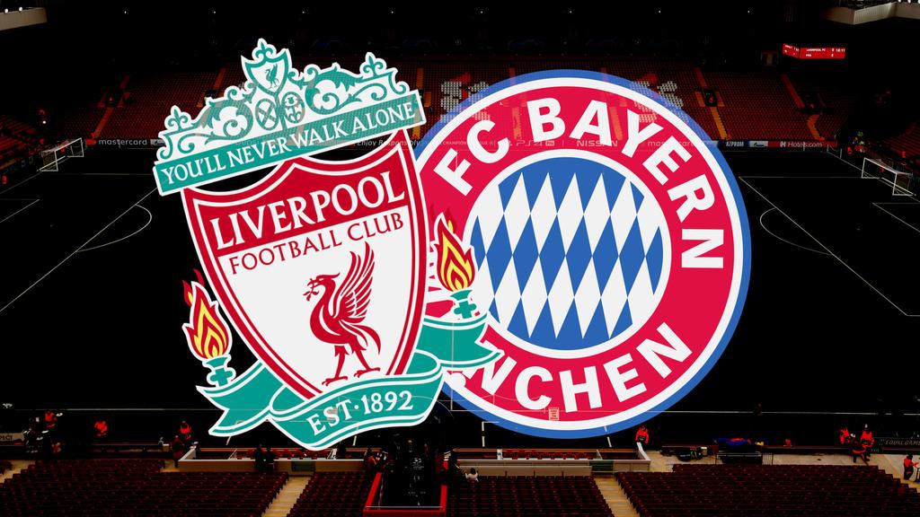 Der FC Liverpool empfängt den FC Bayern am Dienstagabend