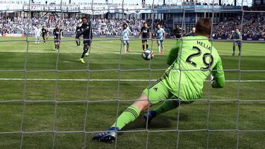 Marcó Fabián falló un penalti y fue expulsado en la MLS. (Foto: Getty)