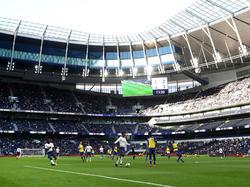 Die U18-Teams von Tottenham und Southampton weihten das neue Stadion ein. © Getty Images/L. Griffiths