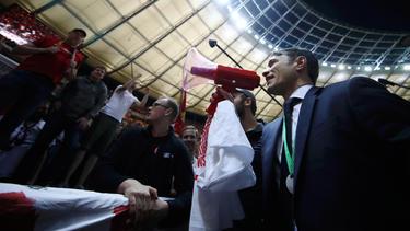 Stimmen zum DFB-Pokal-Finale 2019