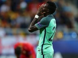 Auch zwei Treffer der Neu-Leipzigers Bruma haben den Portugiesen nicht gereicht
