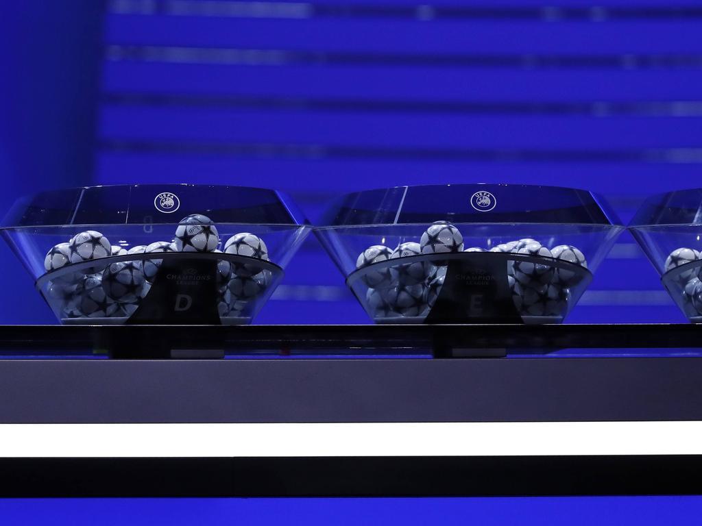Im Schweizerischen Nyon wird das Achtelfinale der Champions League ausgelost