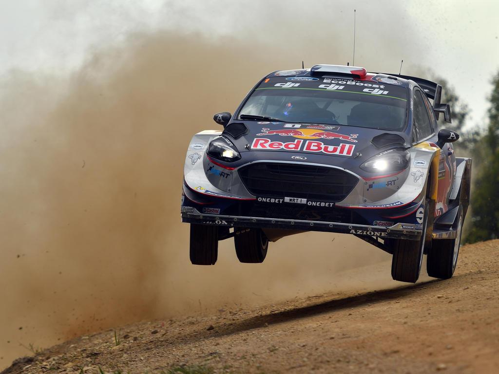 Sebastien Ogier holte sich 2017 den WRC-Titel ohne große Ford-Werksunterstützung