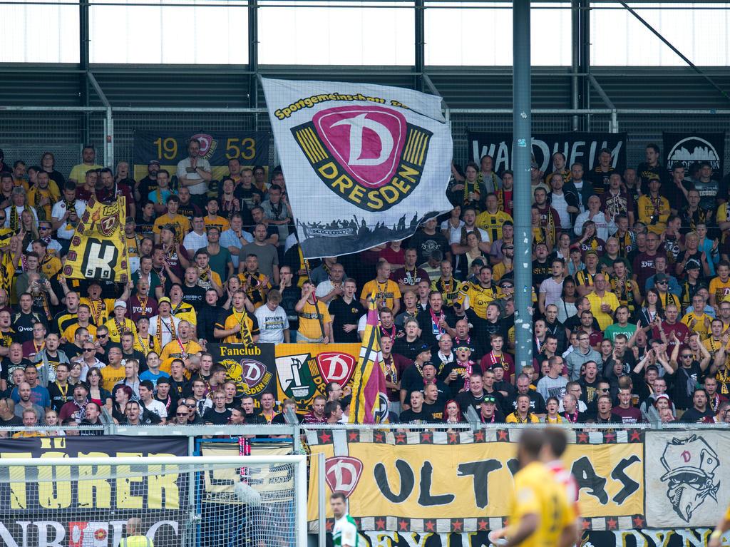 Dynamo Dresden trennt sich von seinem Streik-Profi
