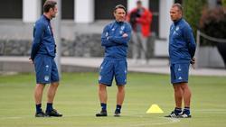 Das Trainerteam soll durch Danny Röhl verstärkt werden