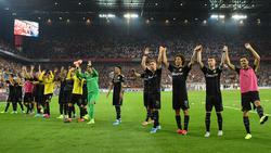 El Dortmund suma seis unidades.
