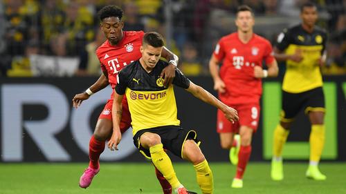 Geyer sieht FC Bayern und BVB auf Augenhöhe