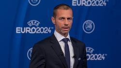 Aleksander Ceferin will Rassismus gemeinsam bekämpfen